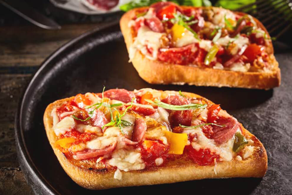 Pratik PizzaNasıl Yapılır