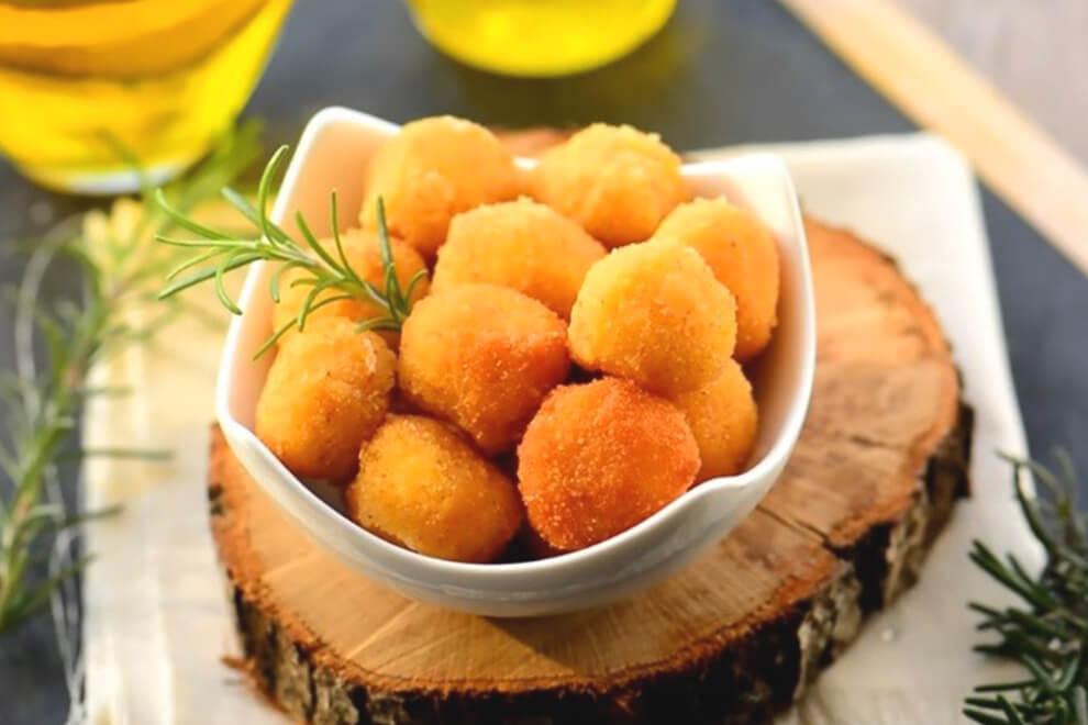 peynir toplari tarifi