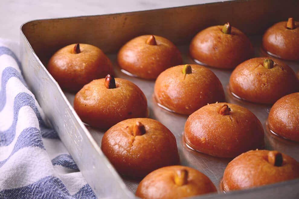 portakalli sekerpare tarifi