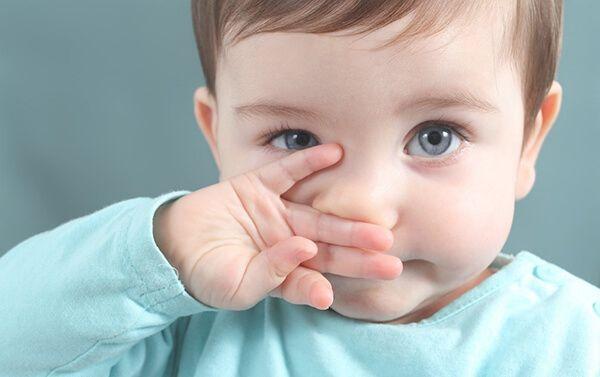 bebeklerde burun tikanikligi