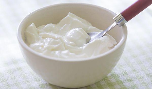 yogurt maskesi