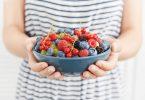 antioksidan yiyecekler
