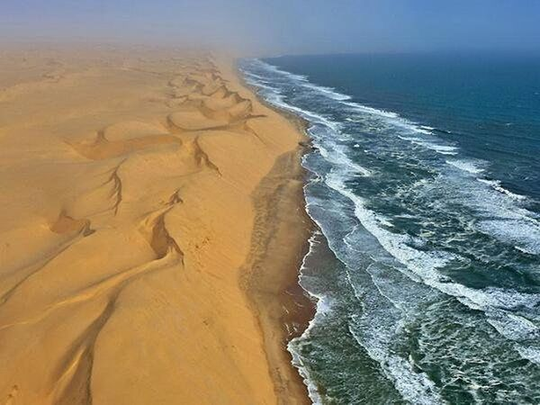 colun su ile birlestigi yer namibya