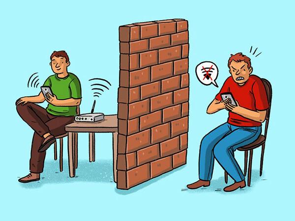 beton wifi sinyali engelleme