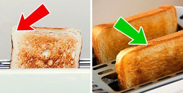 ekmek kizartma