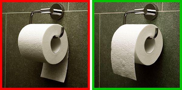tuvalet kagidi kullanimi