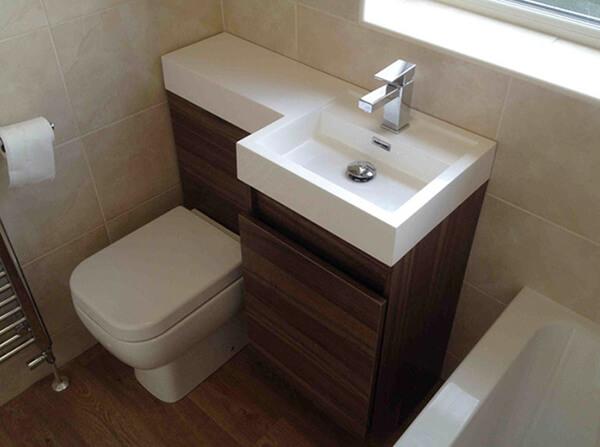 pratik lavabo tasarimi
