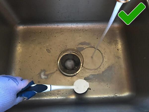 mutfak evyesi temizligi