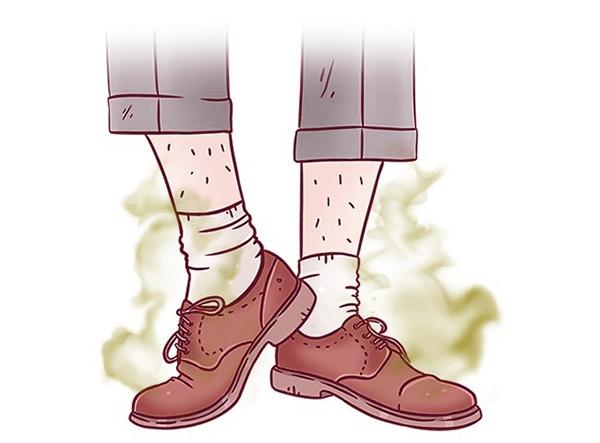 yazlik ayakkabi kullanimi