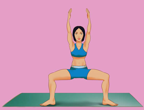 yoga hareketi