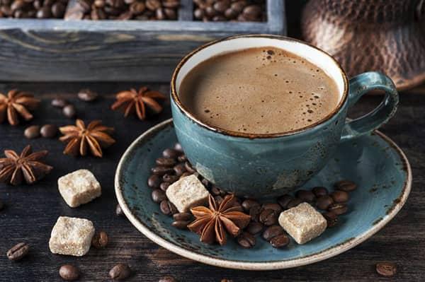 baharatli kahve
