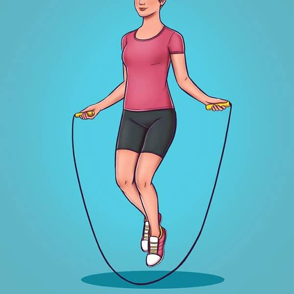 ip atlama egzersizi